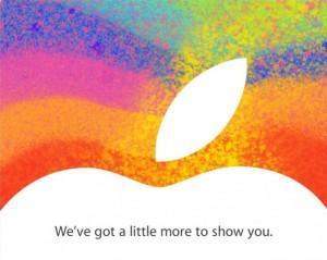 """Anúncio da Apple: """"Temos um pouco mais para lhes mostrar."""" (Foto: Reprodução/The Loop)"""