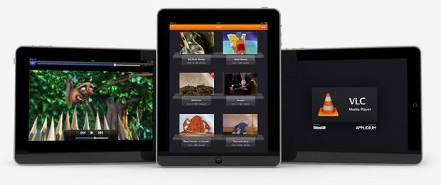 VLC Poderá voltar a loga de aplicativos da Apple