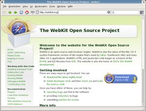 Instalando a versão mais recente do Midori Web Browser