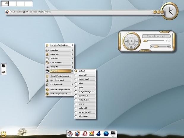 Não desinstale o Ubuntu, apenas mude a interface parte 9 – E17