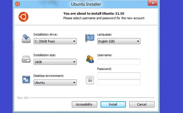 Wubi, o instalador Windows para o Ubuntu pode ser abandonado a partir do Ubuntu 13.04