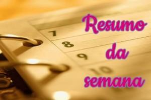 Resumo semanal de 23/12/2013 a 29/12/2013