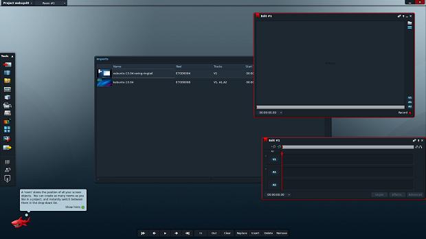 Lightworks – Um editor de vídeo profissional agora com versão para Linux