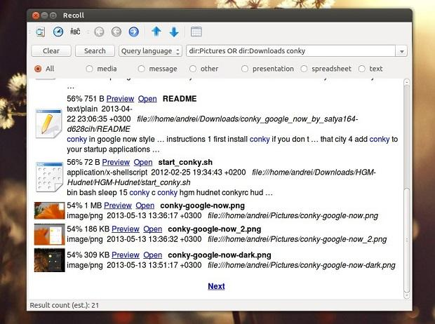 Dicas de coisas para fazer depois de instalar o Ubuntu 13.04 parte 20 – Adicionando uma ferramenta de pesquisa de texto