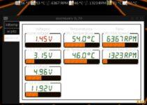 Monitorando a temperatura da CPU com XSensors no Ubuntu