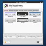 Xfce Theme Manager: um aplicativo simples para mudar qualquer tema Xfce