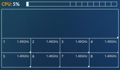 conky cpu panel - Instale Conky Manager: uma interface gráfica para gerenciar configurações do Conky