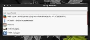 Como gerenciar programas abertos com o Fuzzy Window Switcher