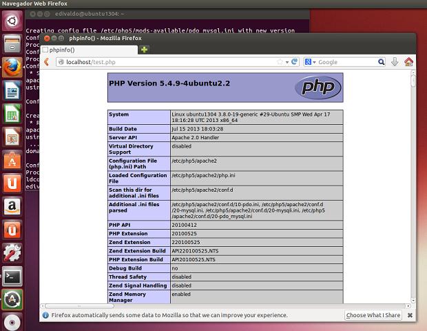 Instale LAMP no Linux e tenha um servidor web no PC