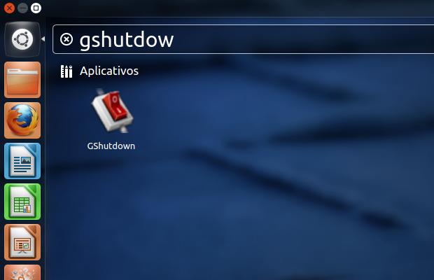 Programando o Linux para desligar automaticamente com Gshutdown