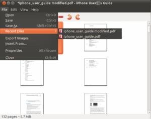 Instale o PDF Mod - uma ferramenta para modificar documentos PDF