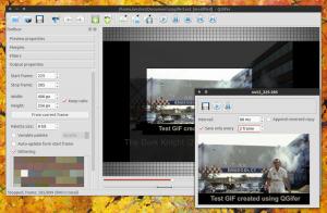 Instale o QGifer no Ubuntu e converta vídeos em GIF animado