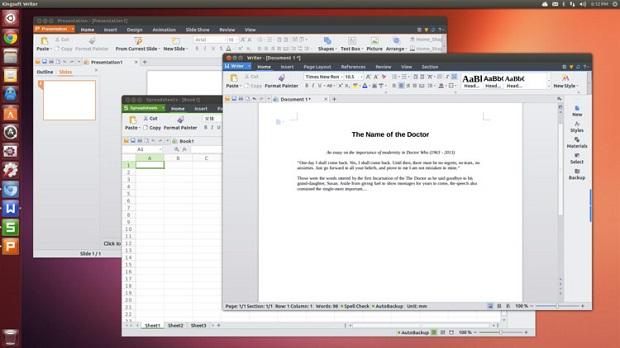 Alternativa ao office wps office