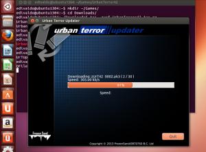 Como instalar o Urban Terror no Linux