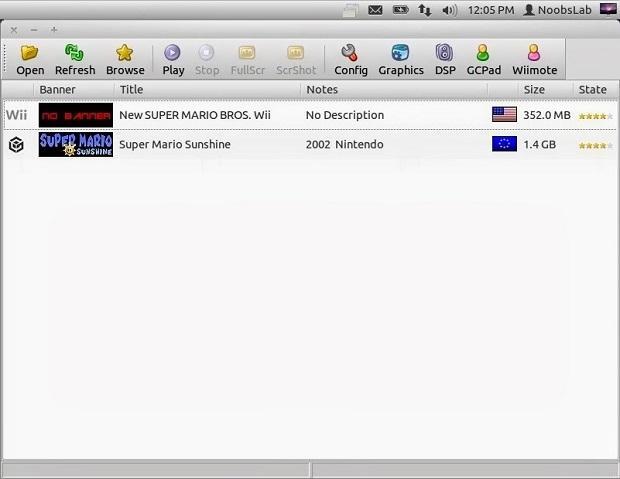 Como instalar o emulador de jogos Dolphin no Ubuntu