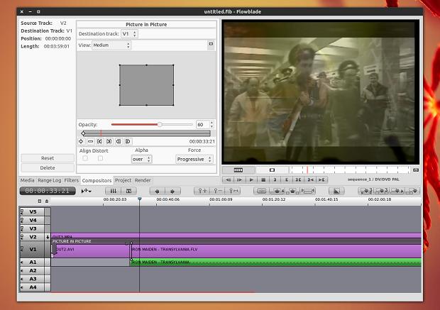 flowblade-video-editor