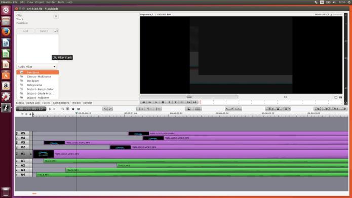 flowblade - Como instalar o editor Markdown StackEdit no Linux