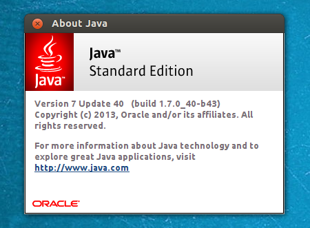 oracle-jdk-7u40