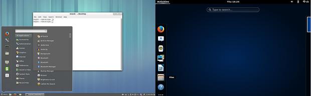 Dicas de coisas para fazer depois da instalação do Ubuntu 13.10 – Mude seu ambiente de trabalho para Cinnamon ou Gnome