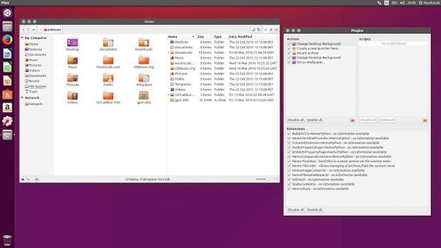Instale o gerenciador de arquivos Nemo com extensões no Ubuntu