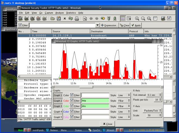 Network Security Toolkit 24-7977 já está disponível para download