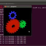 Como testar a aceleração 3D no Ubuntu e derivados