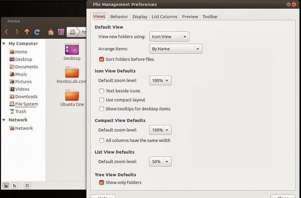 Como colocar o Nemo como gerenciador de arquivos padrão do Ubuntu