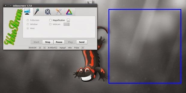 Como instalar o VokoScreen Caster no Ubuntu