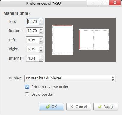 Como instalar uma impressora virtual no Ubuntu