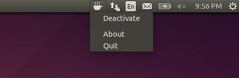 Impedir o bloqueio da tela: instale Caffeine no Ubuntu