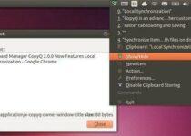 Como instalar o CopyQ no Ubuntu e sistemas derivados