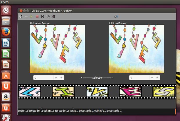 lives1 - Como instalar o editor de vídeo LiVES 2.2.0 no Ubuntu 13.10 e derivados