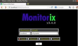 Monitoramento de sistema: Instale Monitorix no Ubuntu