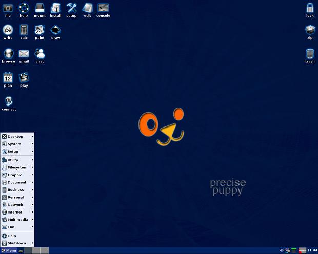 puppy - OpenMandriva Lx 3.01 já está disponível para download