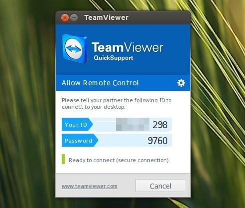teamviewer9-quicksupport-linux