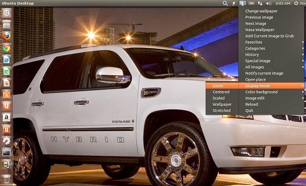 Instale o Wallpaper Manager no Ubuntu e derivados
