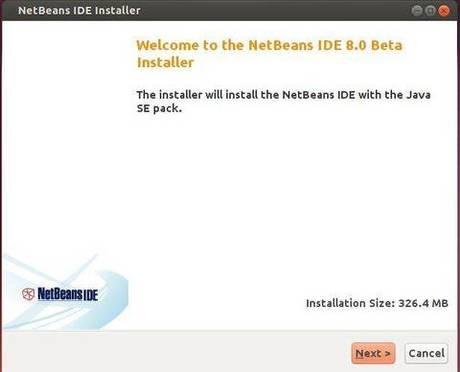 IDE-Java-netbeans-install-wizard