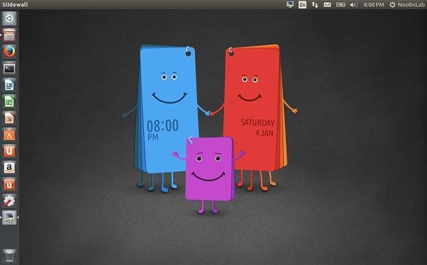 Alternador de papel de parede: instale o Slidewall no Ubuntu e derivados