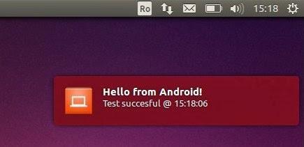 Receba notificações do Android em seu Desktop Ubuntu com LinConnect