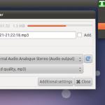 Gravador de áudio para pc: Instale o Audio Recorder e grave áudio de sistema, microfone ou aplicações
