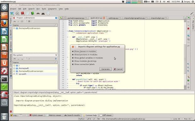 codimension-modulesDiagramTune