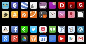 Como instalar o conjunto de ícones Moka no Ubuntu e derivados