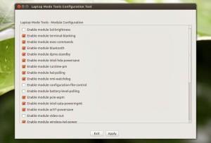 Gerenciamento de energia: como instalar o Laptop Mode Tools no Ubuntu