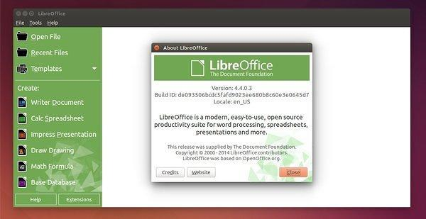 libreoffice-4.4-startcenter