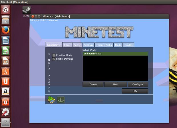 minetest um clone do minecraft - Clone do Minecraft: Como instalar o Minetest no Ubuntu e derivados