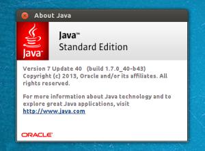 Como instalar as últimas versões do Oracle Java no Ubuntu