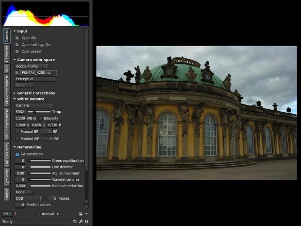Processador de arquivos RAW: Como instalar Photivo no Ubuntu e seus derivados