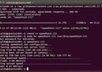 Como verificar a velocidade da internet via Terminal no Linux