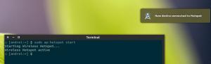 Como criar um Hotspot Wi-Fi para celulares Android e Windows no Ubuntu