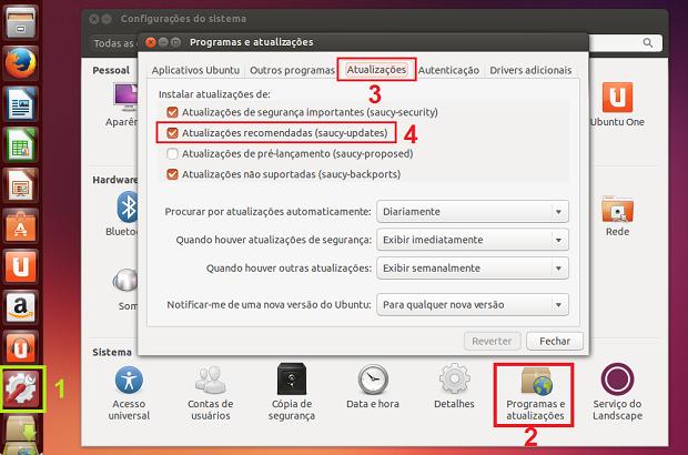 Firefox no Ubuntu:  veja como manter o navegador atualizado